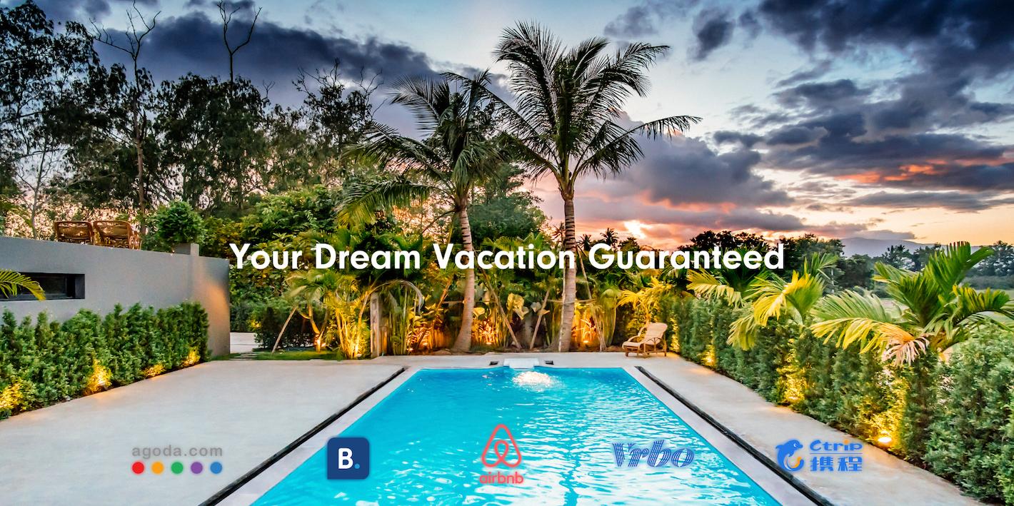 Natural Villas Home Page | Main Header DESKTOP