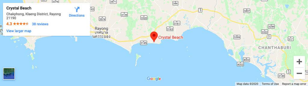 Front Samet Beach House _ Google Maps Location