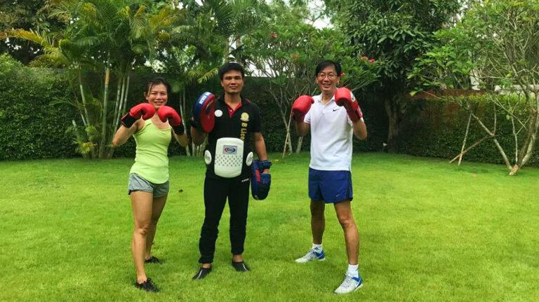 Natural Villas _ Chiang Mai Pool Villa _ Private Muay Thai Lessons