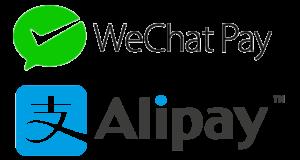 WeChat | AliPay Logos