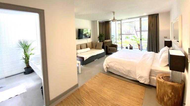 Front Samet Beach House | Slider | Bedroom 2