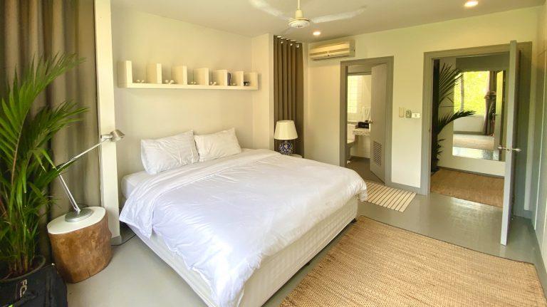 Front Samet Beach House | Slider | Bedroom 3