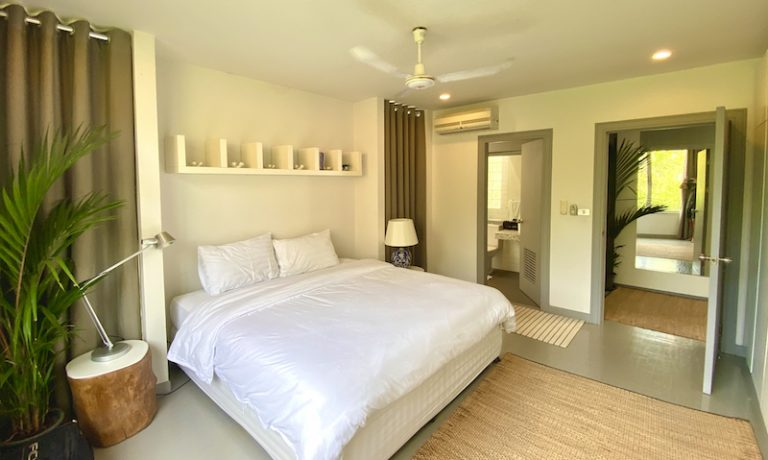 Natural Villas | Front Samet Beach House | Bedroom | Home Page